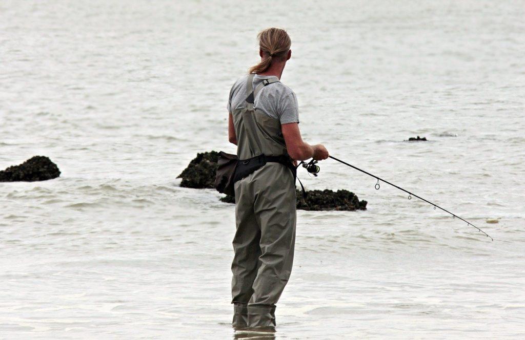 Apprendre à pêcher