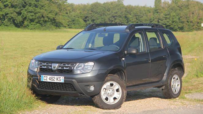 Dacia Duster: Une bonne voiture survivaliste