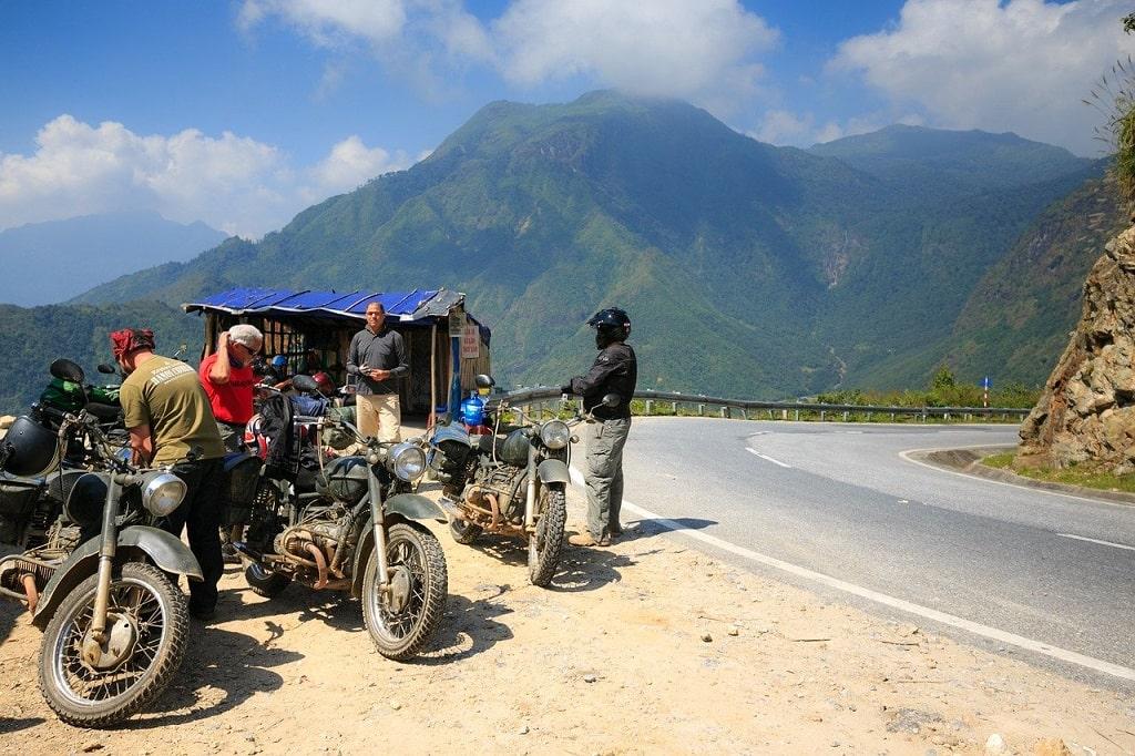 La moto est aussi un bon véhicule survivaliste