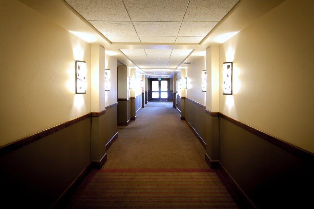 L'importance du couloir dans la maison survivaliste