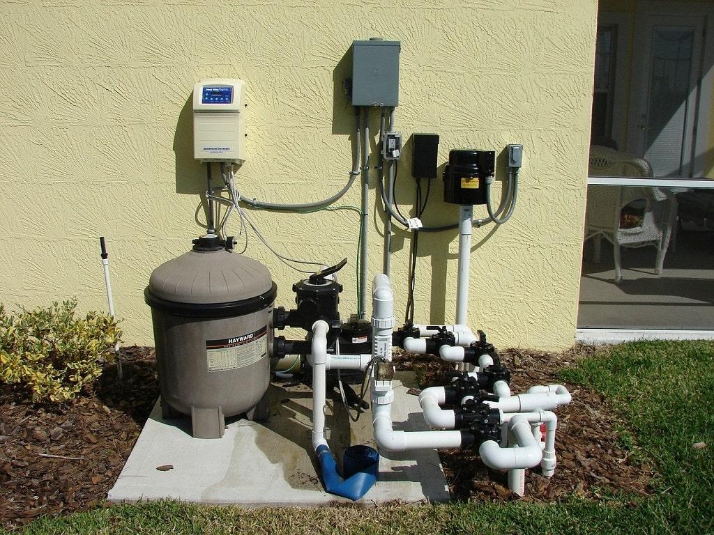 Pompe et filtration pour vivre à la campagne sans argent