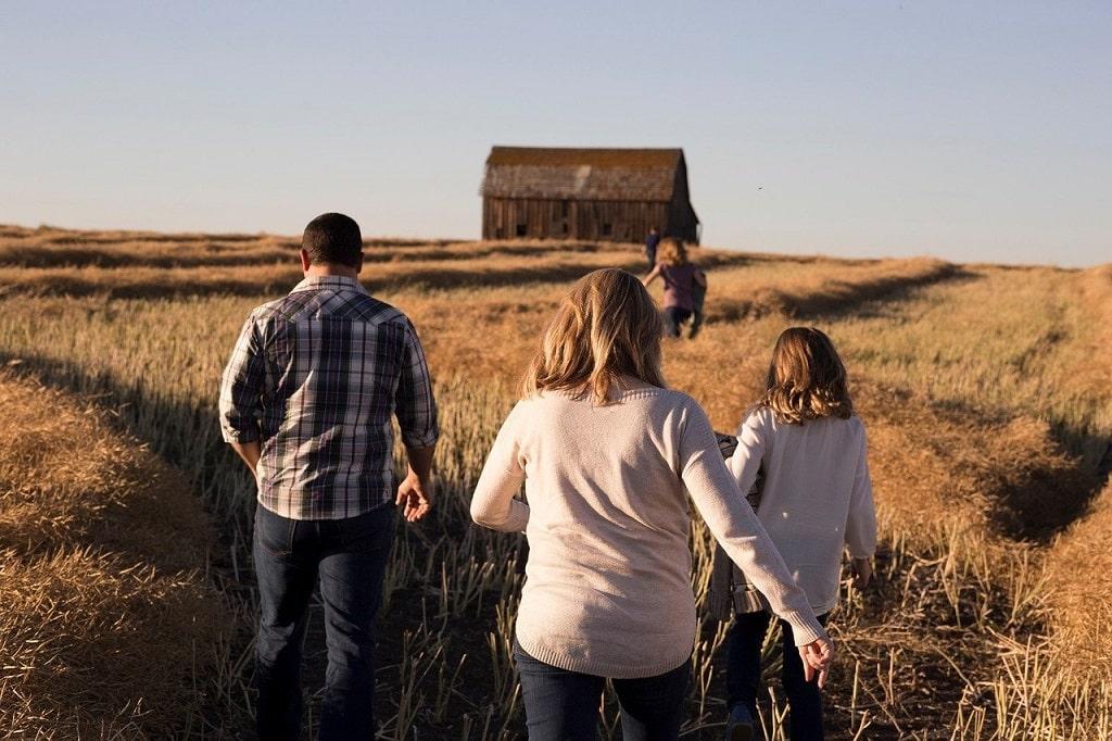 Adopter un mode de vie survivaliste en famille