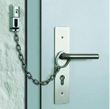 Ajouter une sécurité à sa porte