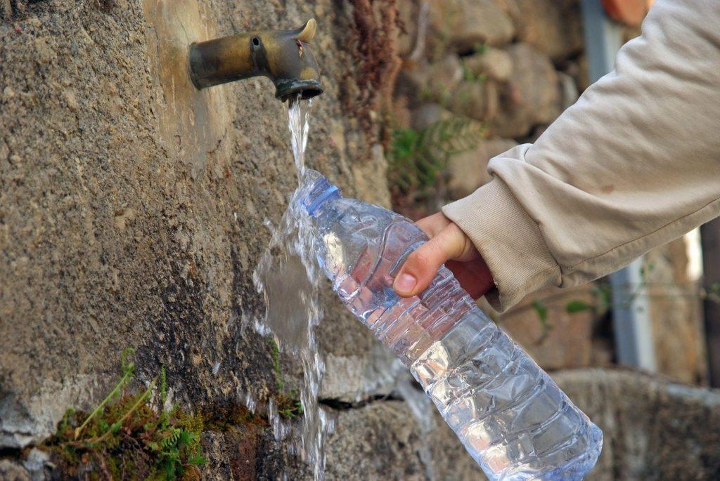 Combien de temps peut-on utiliser une bouteille en plastique