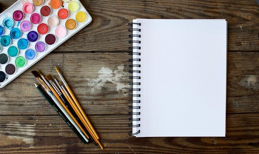 Peinture, dessin, lecture...