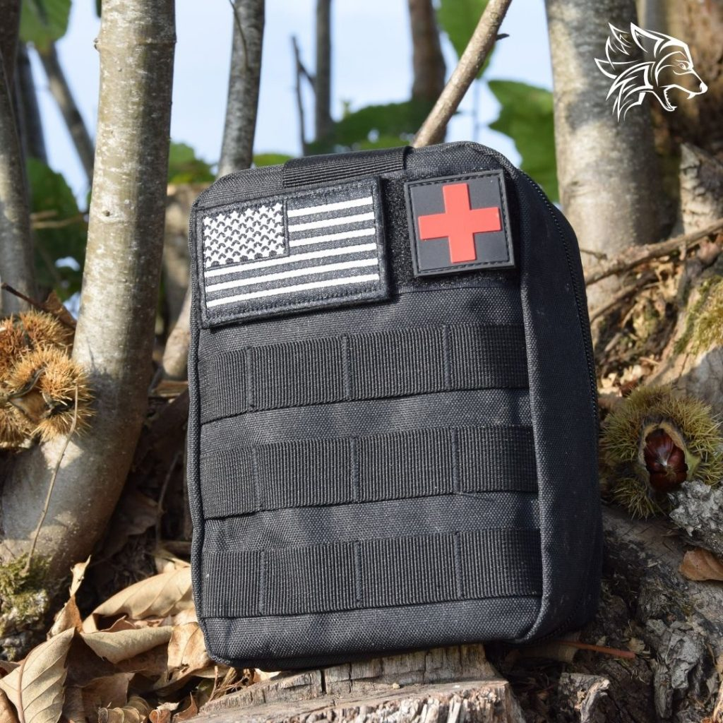 Kit de survie - 44 équipements