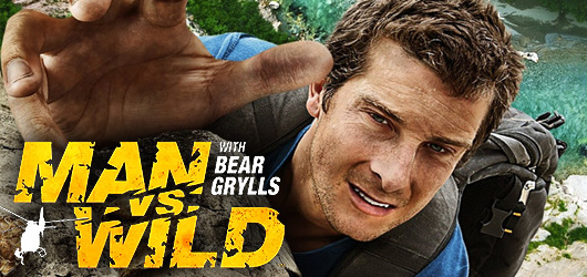 Survivaliste connu: Bear Grylls