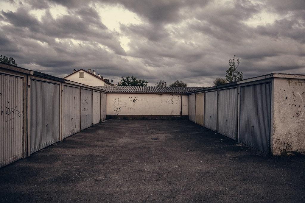 Survivalisme en appartement: Lot de garages