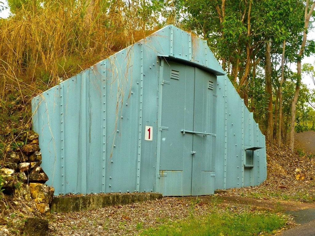 Construire son bunker survivaliste en France dans un endroit bien caché