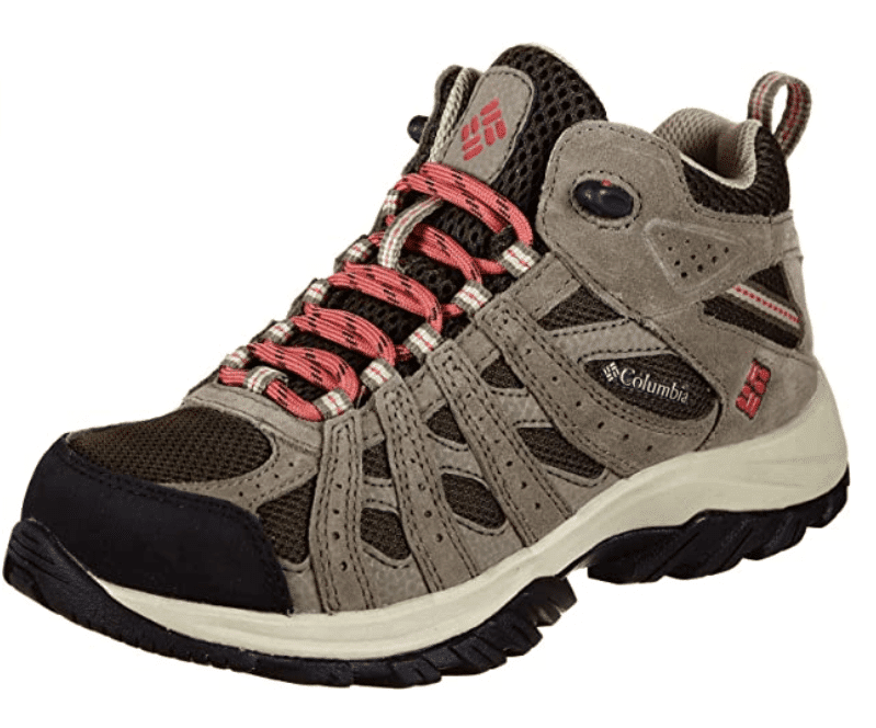 Chaussures de Survie Femme: Columbia Canyon Point Mid Waterproof