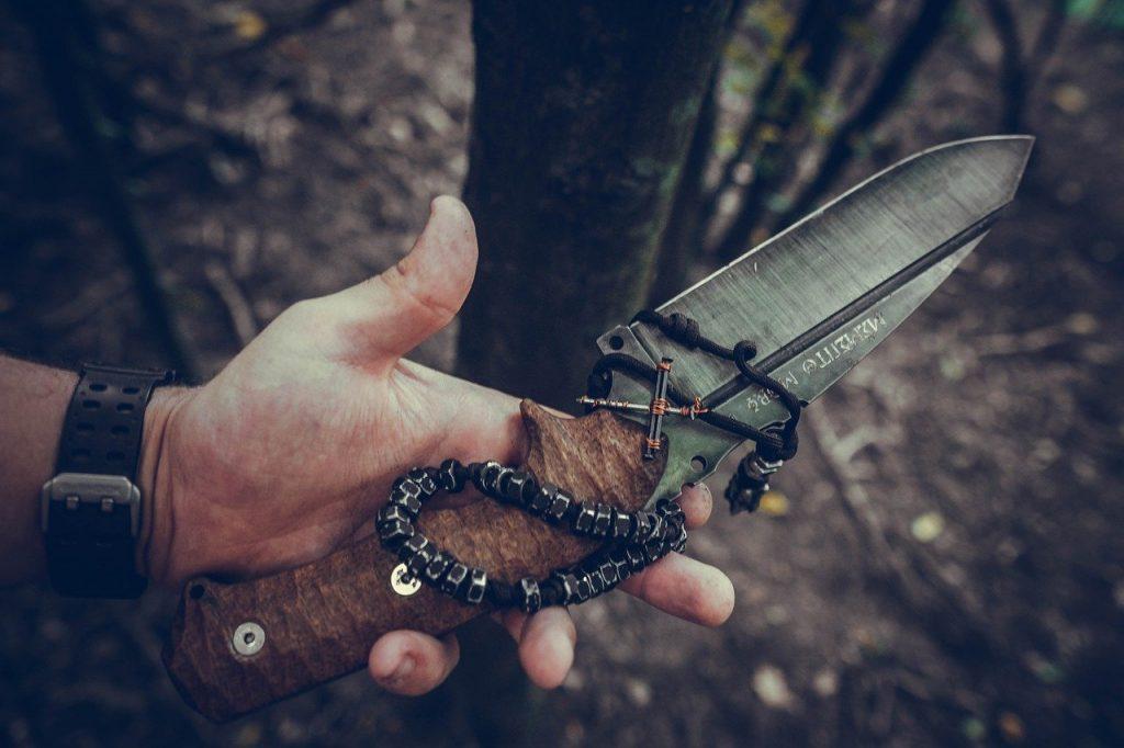 Devenir survivaliste: Couteau de survie