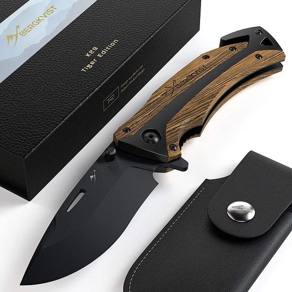 Couteau de survie Bergkvist