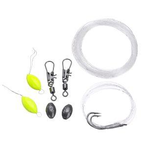 Liste du matériel survivaliste: Kit de pêche