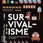 Livre sur le survivalisme de Bertrand Vidal