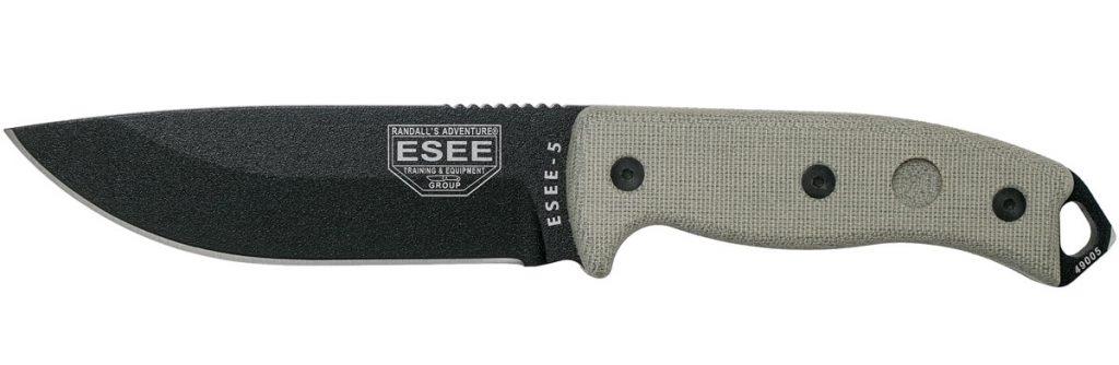 Couteau de Survie ESEE Model 5
