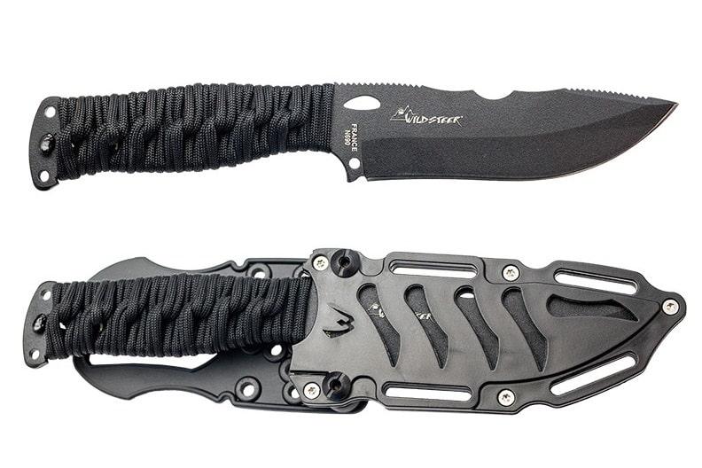 Couteau de survie Made in France