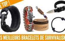 Le Meilleur Bracelet de Survie en 2021 d'Après un Survivaliste