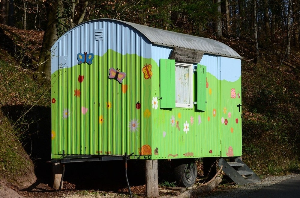 Petite caravane