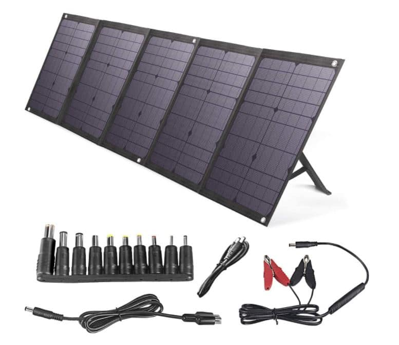 Chargeur solaire Bigblue 100 W