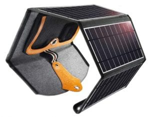 Chargeur solaire Choetech