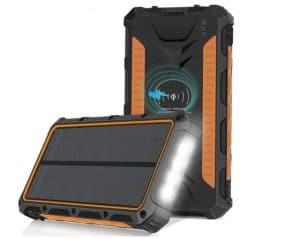 Chargeur solaire Sendowtek