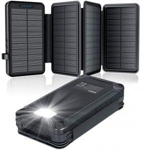 Chargeur solaire elzle