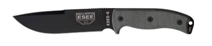 Couteau de survie